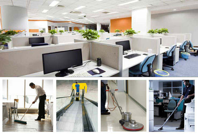 cleaning services because we use only the most skilled cleaning