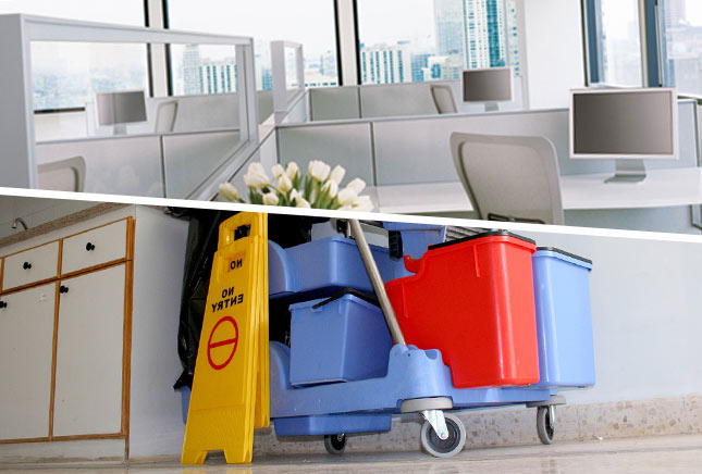 Office Cleaning Service In New York